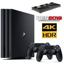 SONY Playstation 4 Pro 2018 Region 2 CUH-7216B 1TB HDD Game Console